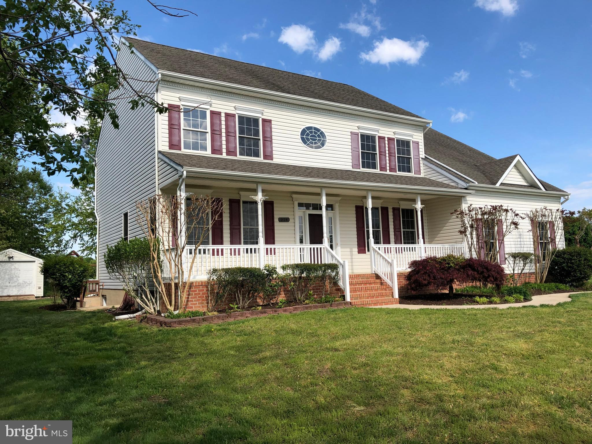 224 PRICE STATION ROAD, CHURCH HILL, MD 21623