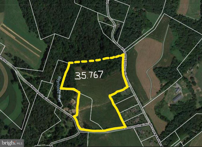 LOT 1 SLEEPY HOLLOW ROAD, NOTTINGHAM, PA 19362