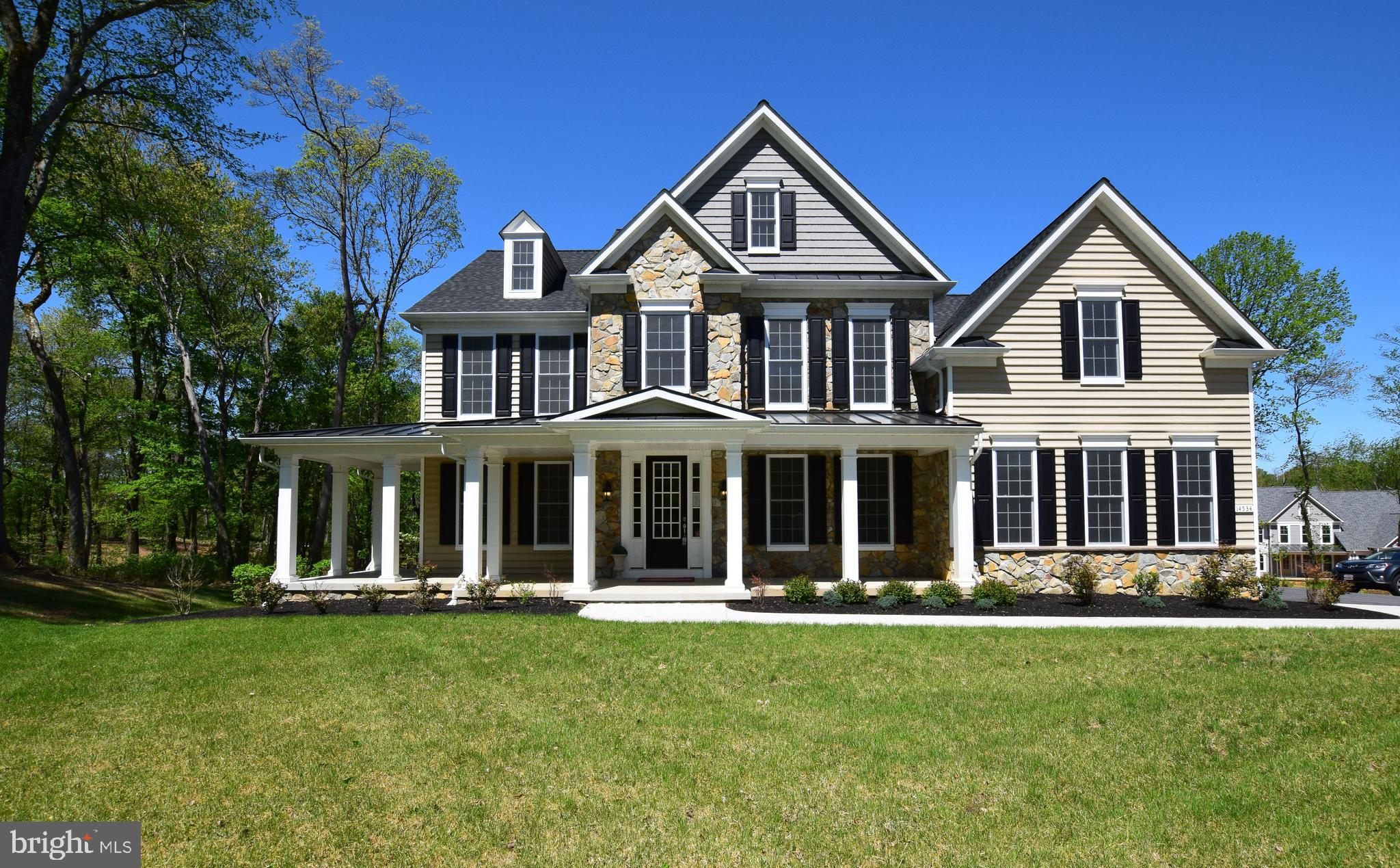 Lot 4 OLD FREDERICK ROAD, WOODBINE, MD 21797