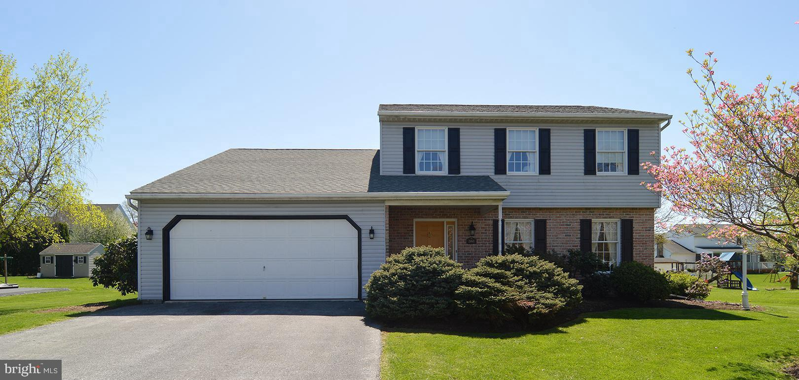 341 W WALNUT TREE DRIVE, BLANDON, PA 19510