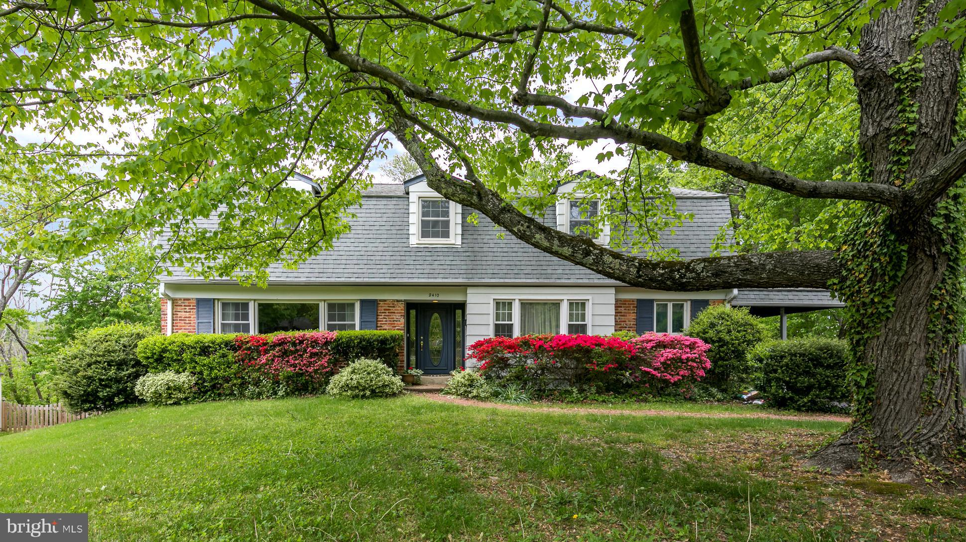 Don't miss your chance to see this beautiful waterfront home on Little Hunting Creek before it's gone!  With a large, light filled floor plan great for entertaining it surely won't last long.  The home features a lovely addition including a family room, eating area, and separate laundry room/pantry with so much extra storage.  Walk out from the addition to the full length deck that has sweeping views of the water! The kitchen leads you to a separate formal dining room and even more living space.  For the avid chef this home boasts a gas range with a trivection oven. There is beautiful hardwood flooring throughout both the main and upper level living spaces.  Flowering trees, bushes and perennial blooms dazzle with new colors popping up in Spring, Summer, and Fall! The floor plan can easily be converted back to a 6 bedroom by anyone looking for a home with a main level master.  Cast a line from your own back yard, or hop in a canoe to enjoy a relaxing ride to watch the majestic great blue heron, osprey, and great egrets just outside your door. Easy access to everything including Old town Alexandria and DC from this amazing location.  Seller offering home warranty.