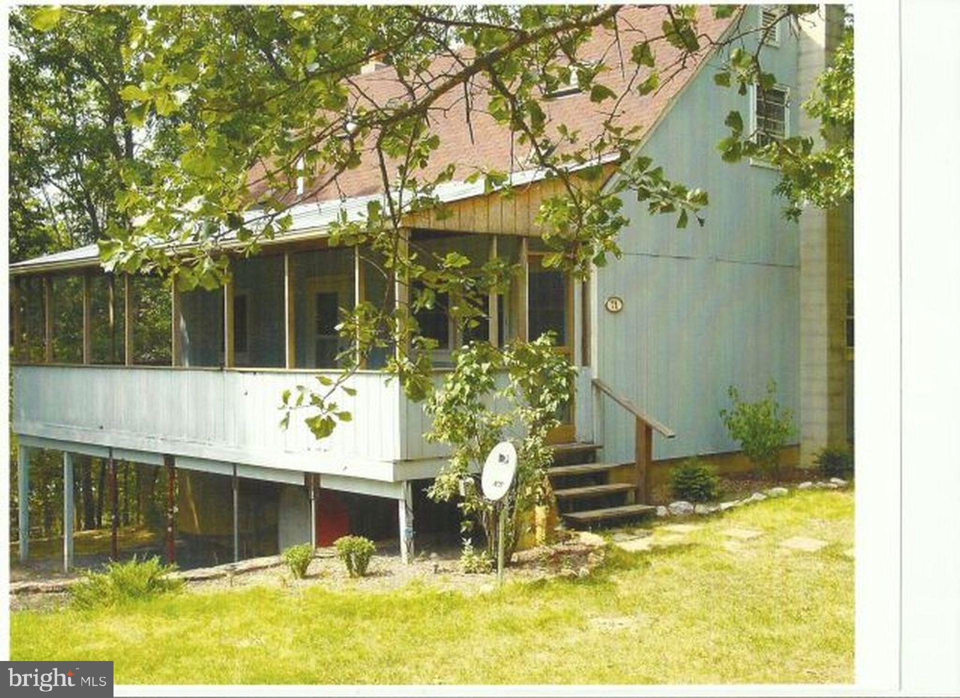 71 OLD BARN LANE, FORT VALLEY, VA 22652