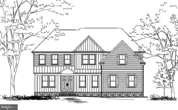 New construction to be built at Park View Estates, a new luxury home community in Fairfax Station, near beautiful Burke Lake! This lot will feature a built to suit Siena model. Five lots are currently available on approx 1 acre each, with choices of models built in a modern craftsman style, between 3900-4100+ square feet with 2 or 3 car garages. 3 different models are offered - floor plans and designs may be customized.