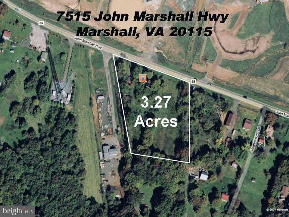 7515  JOHN MARSHALL HIGHWAY, one of homes for sale in Marshall