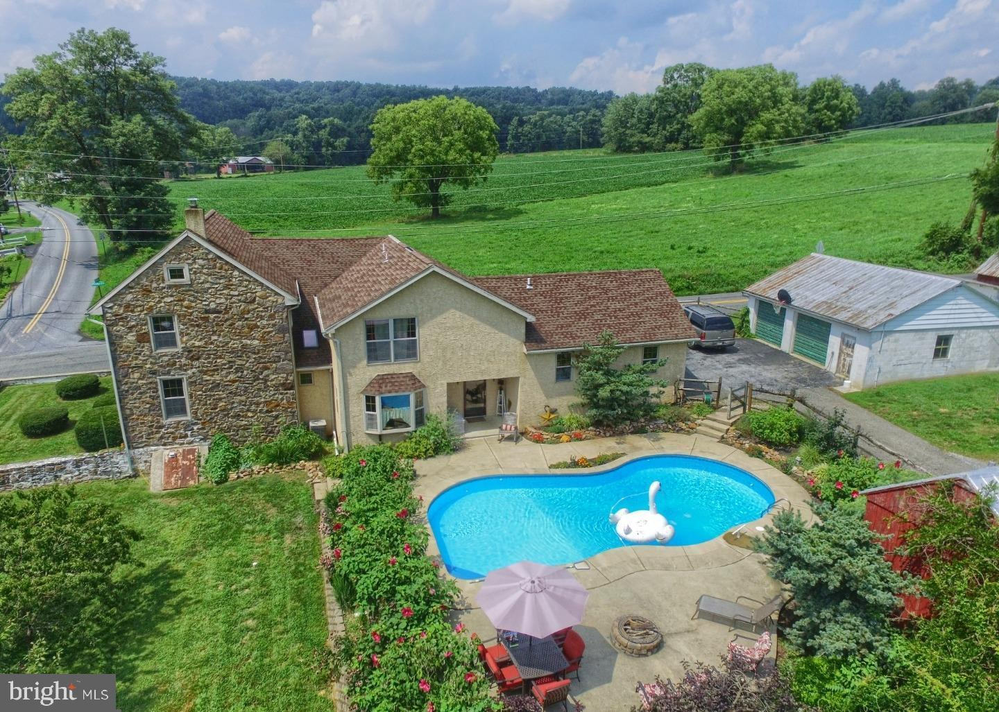 494 OYSTERDALE ROAD, OLEY, PA 19547