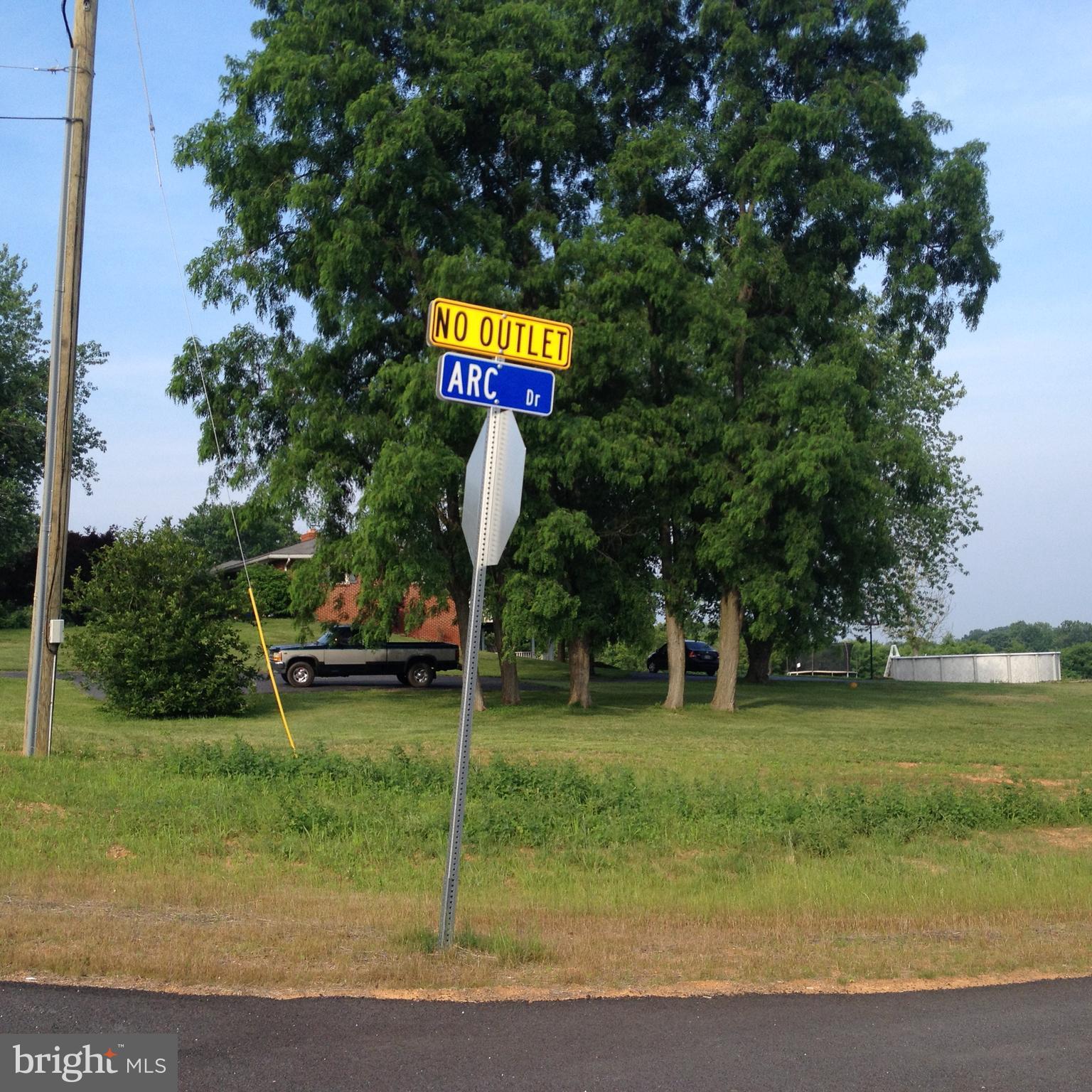 Lot 1 ARC DRIVE, CONOWINGO, MD 21918