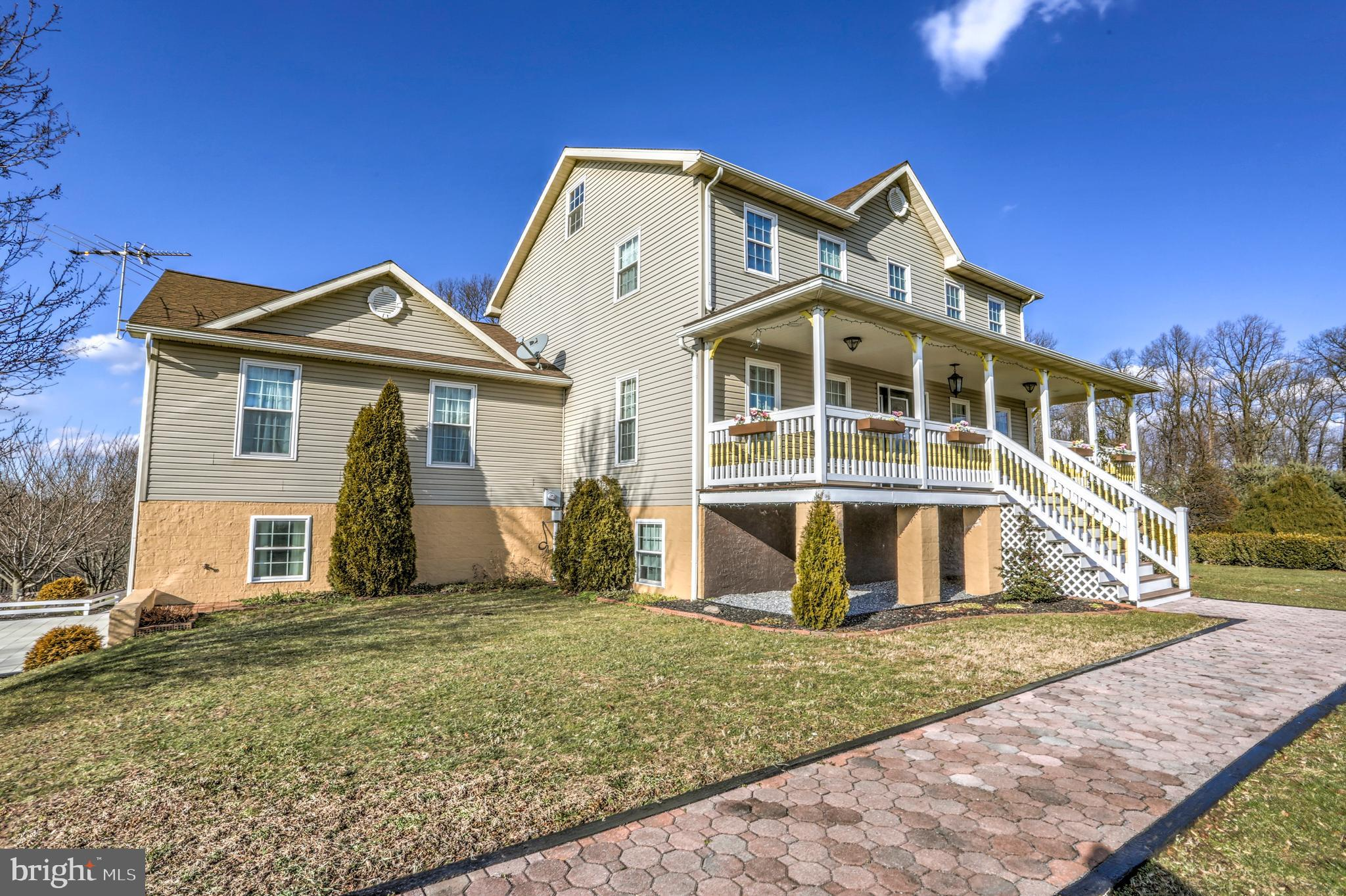 4553 NEW HOLLAND ROAD, MOHNTON, PA 19540