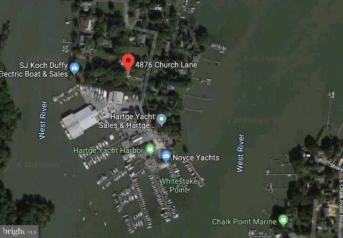 4876 CHURCH LANE, GALESVILLE, MD 20765