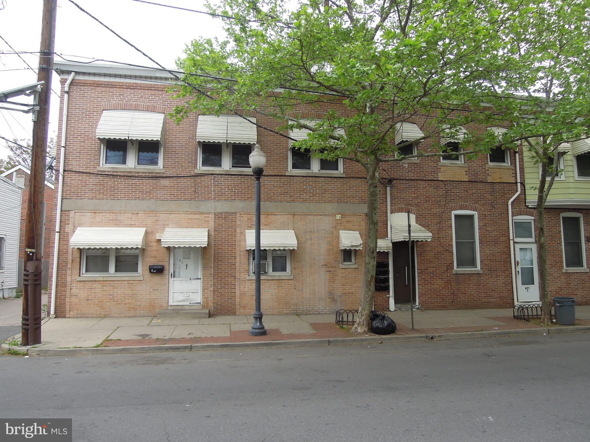 141 FULTON STREET, TRENTON, NJ 08611