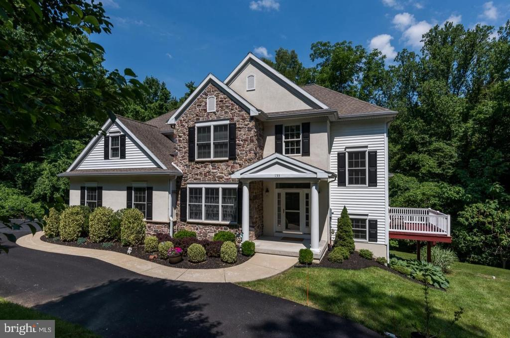 Homes with Inlaw suites Chester County PA