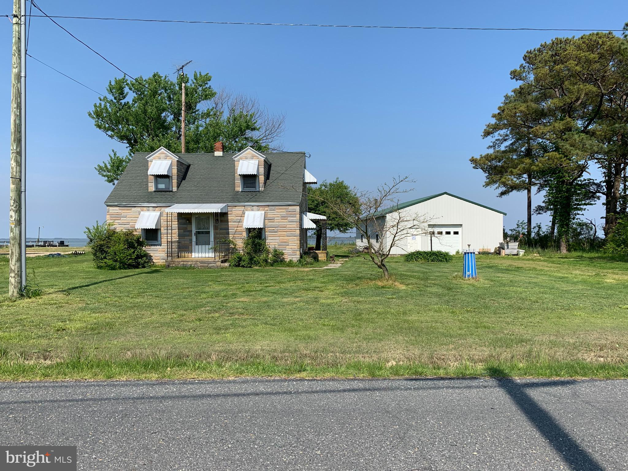 2343 HOOPERS ISLAND ROAD, FISHING CREEK, MD 21634