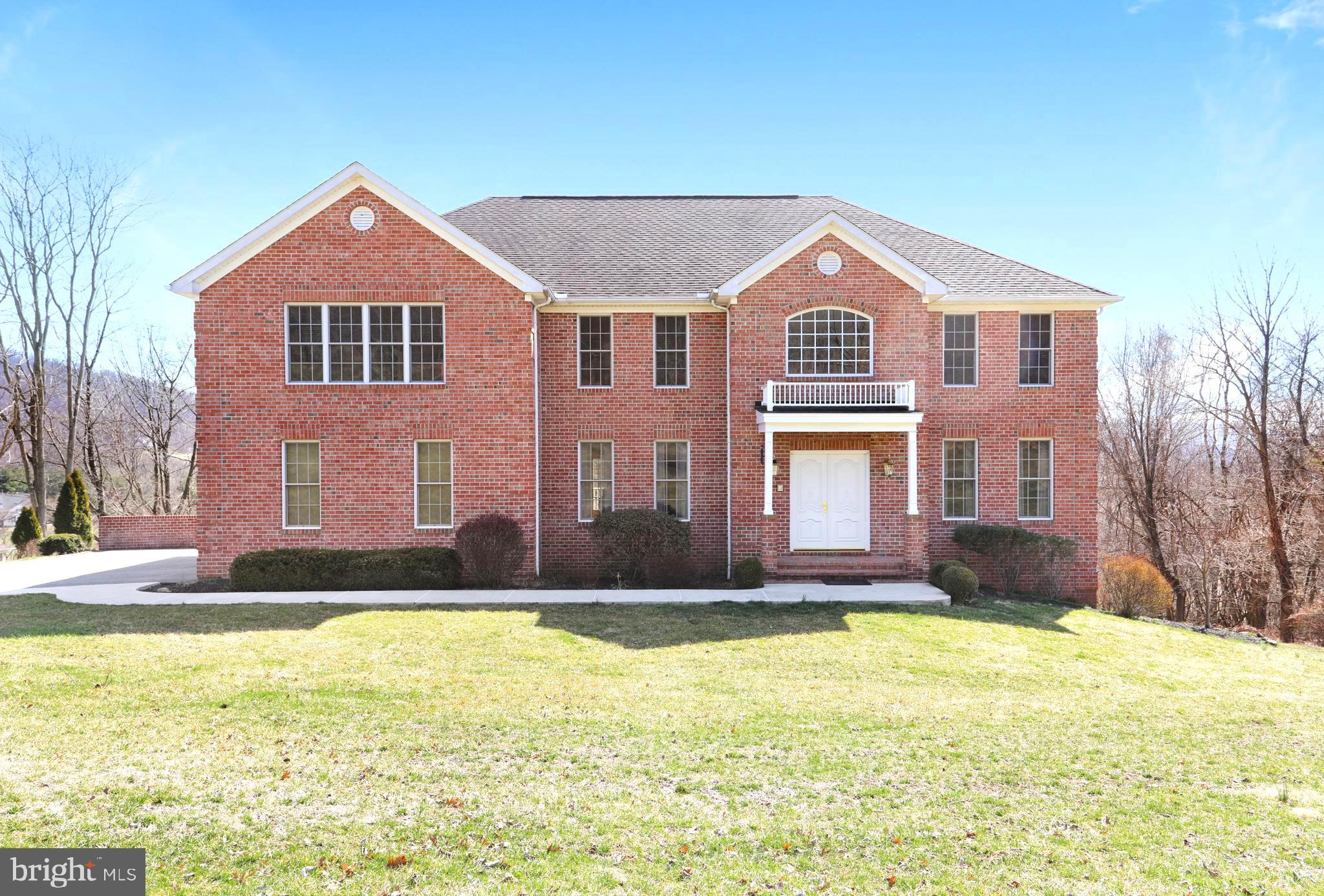 10721 EASTERDAY ROAD, MYERSVILLE, MD 21773