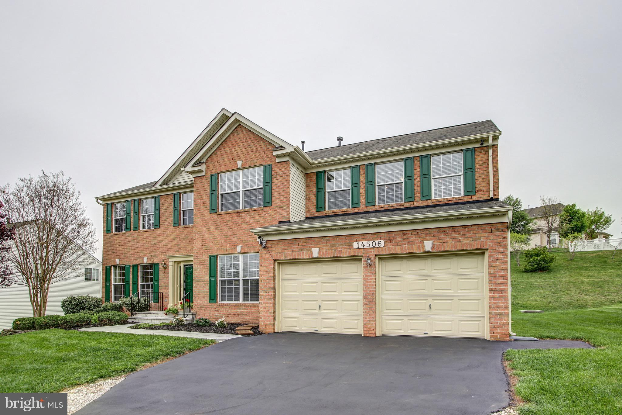 14506 BUBBLING SPRING ROAD, BOYDS, MD 20841