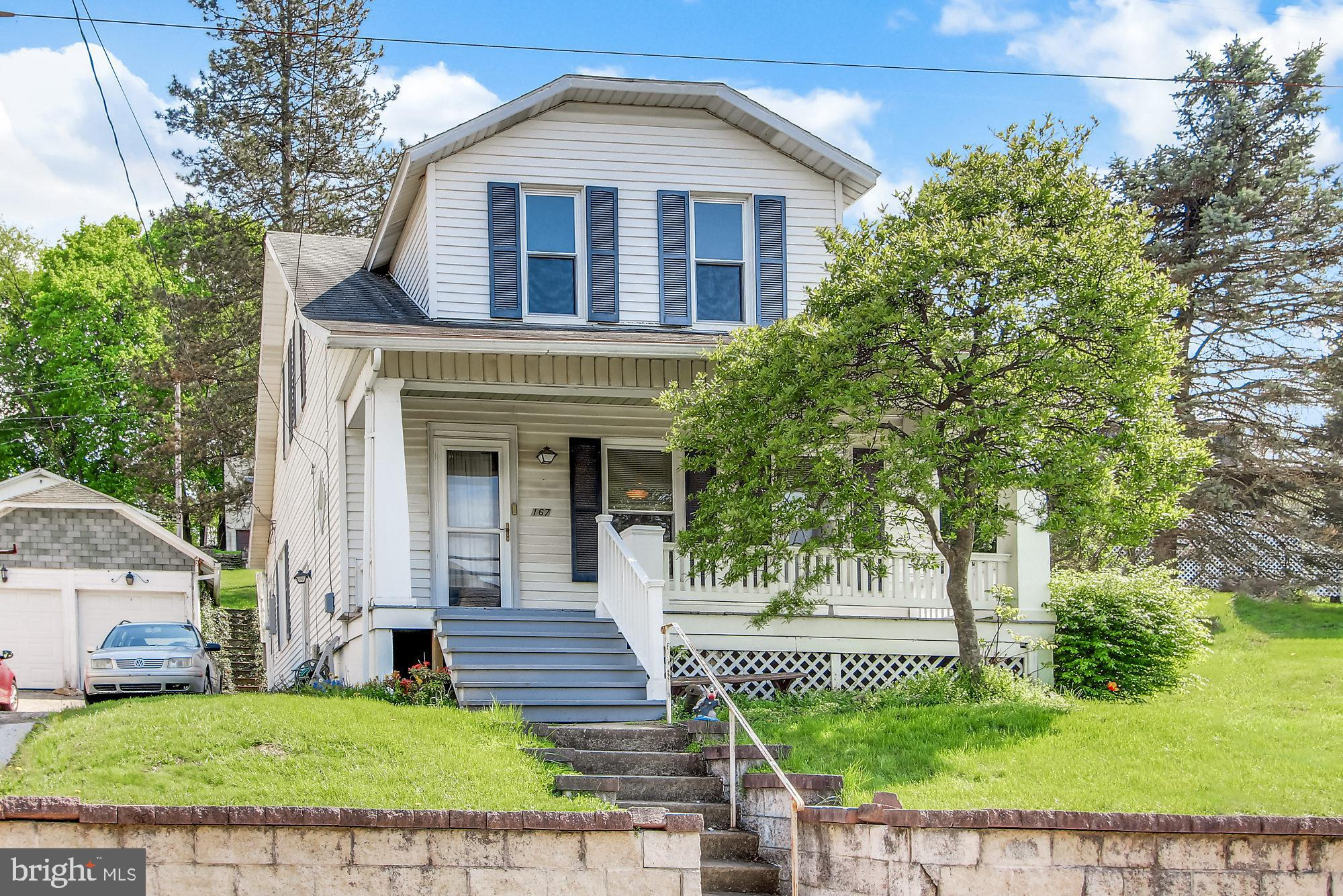167 W MAIN STREET, WINDSOR, PA 17366