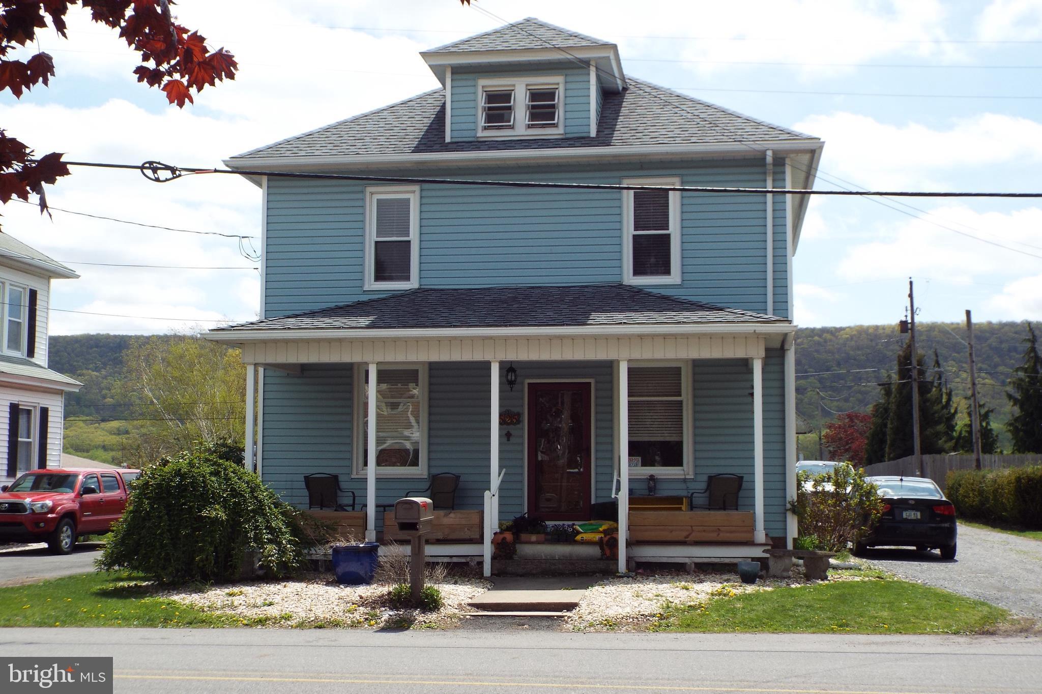 525 E CHESTNUT STREET, HEGINS, PA 17938