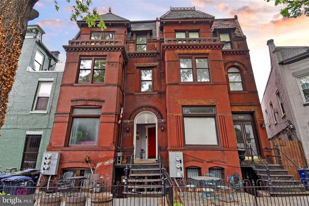 3 Unit Building with 6 rooms! Block from the metro!!! 2 upper units are rented and basement unit is vacant; 2 upper levels- 3 bed, 1 bath. First Floor Unit- 2 bed, 1 bath. Lower Basement Unit- 1 Bed, 1 Bath.  24 hour notice is required for all showings. Showings Monday through Friday from 11am-5pm. No showings on weekends.