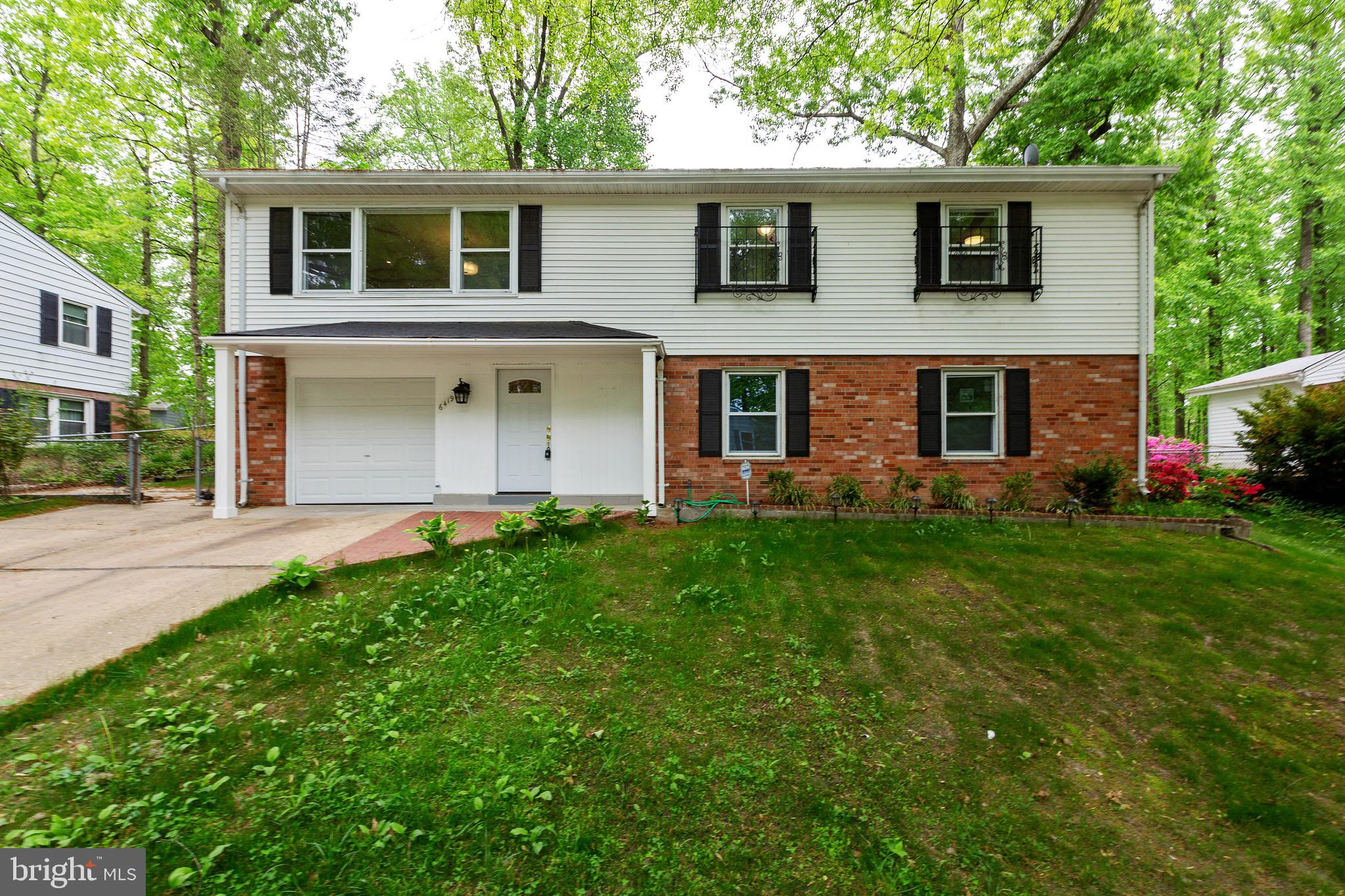 PRICE DROP! Bring your offers! Your suburban oasis awaits! Perfect location tucked in Rolling Valley just minutes to commuter routes but also far enough away from the hustle and bustle to be your perfect retreat. Lovingly renovated with chic finishes throughout the three full bathrooms and expansive kitchen with beautiful natural stone countertops and stainless steel appliances. Three generous bedrooms on the upper level include the large master with en-suite full bath. Downstairs the flexible layout offers bedrooms, a family room and garage with optional bedroom or workshop. Fenced rear yard is perfect for summer cookouts, backyard sports and playing ball with your favorite pup! Welcome home!