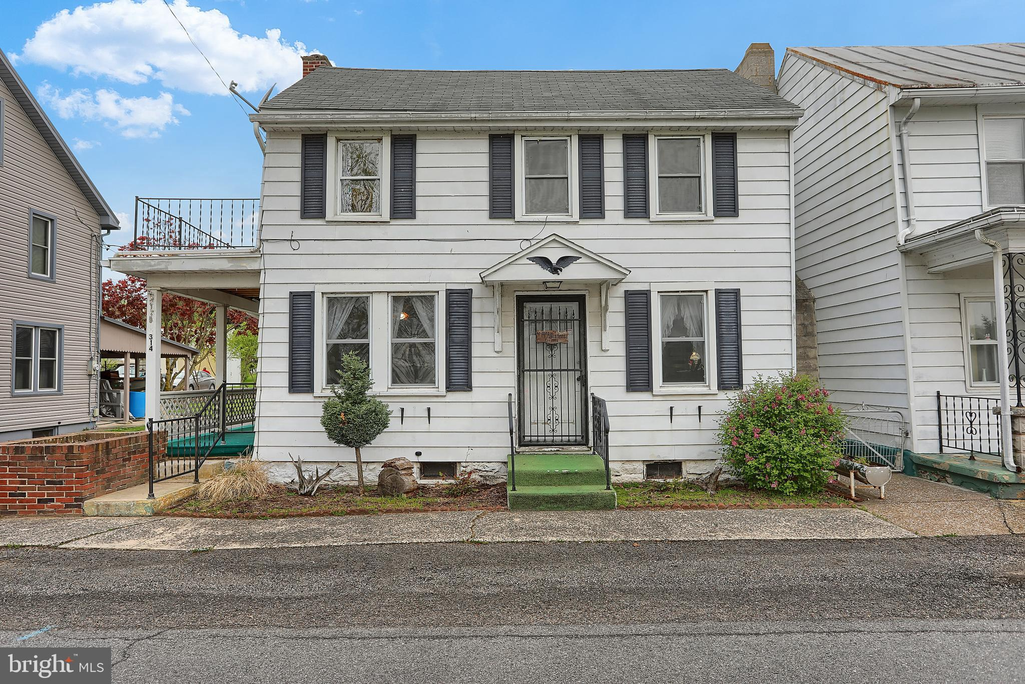 314 S FRONT STREET, LIVERPOOL, PA 17045