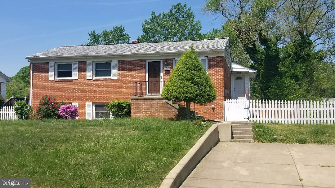 Beautiful Raised Rambler with Addition*4 Br 1.5 BA (easily converted to Full Bath)*Hardwood in LR, All Main BR and Hallway*Stainless Steel Appliances*Newer Windows*Fully Finished Walkout Basement to Large Backyard with 2 Sheds and Patio*Large Bay Window*Hurry This Will Not Last!