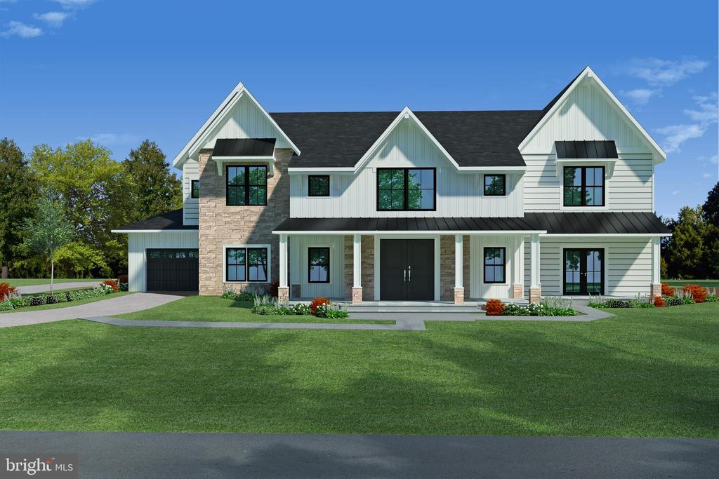 New Home Ready Spring 2020.  7,000 sqft on a half acre.  6 Bedroom 5.5.baths 3 car garage modern farmhouse styling.  Highlights of the house: Finished basement, 1st Floor Bedroom Suite, Office, 2 Story Foyer and much much more.  Location is unbelievable!  5 minutes to Montgomery Mall, 495, 270, Grocery Stores, Restaurants and more!  Call Rob at 301-580-3837 with questions.