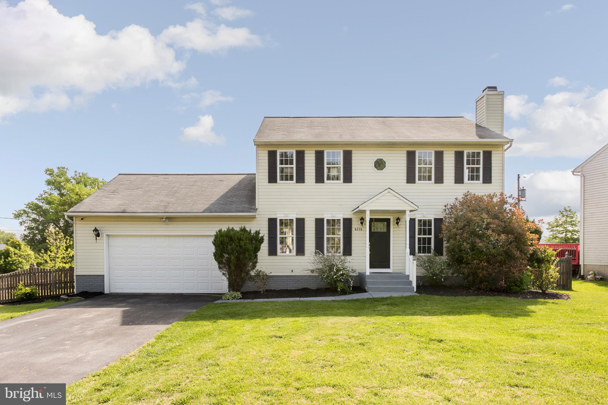 8238 LINCOLN DRIVE, JESSUP, MD 20794