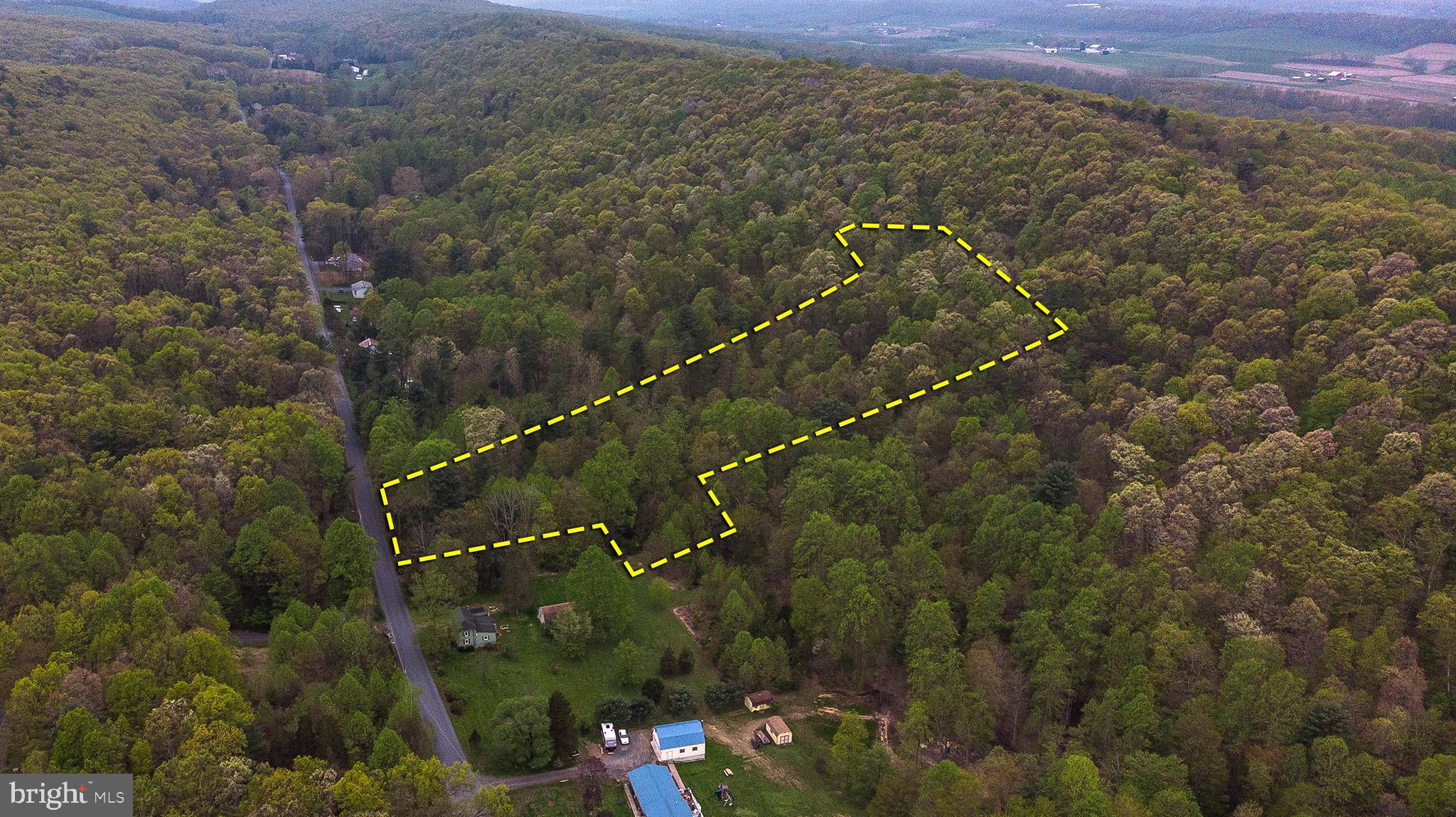 CLOUSER HOLLOW ROAD, NEW BLOOMFIELD, PA 17068