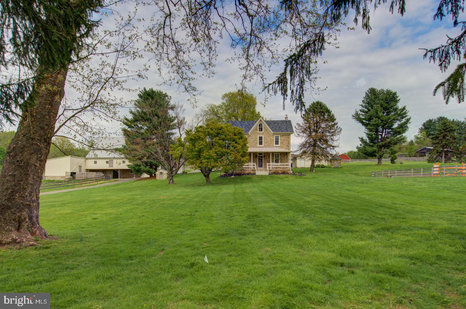 1303 HILLTOP ROAD, CHESTER SPRINGS, PA 19425