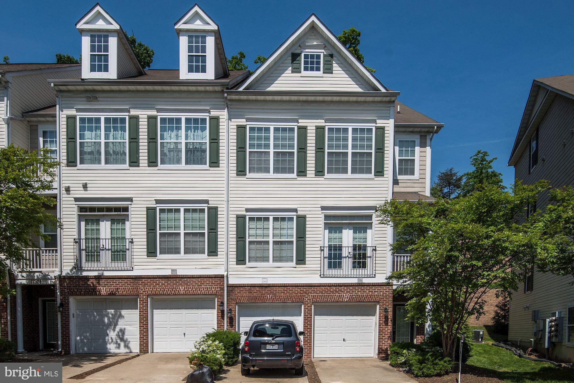 FANTASTIC LOCATION BY I-95, POTOMAC MILLS, WEGMANS, HOSPITAL NEARBY. MOVE IN READY CONDO WITH ONE CAR GARAGE WITH EASY ACCESS TO THE INTERIOR OF THE UNIT. MOVE IN READY, 3 BEDROOM, 2.5 BATHS, WALK-IN CLOSETS, NEW DECK WITH GREAT PRIVACY. NEW FLOORS, DESIGNED PLANTATION SHUTTERS, 3 SIDE FIREPLACE.  MUST SEE!