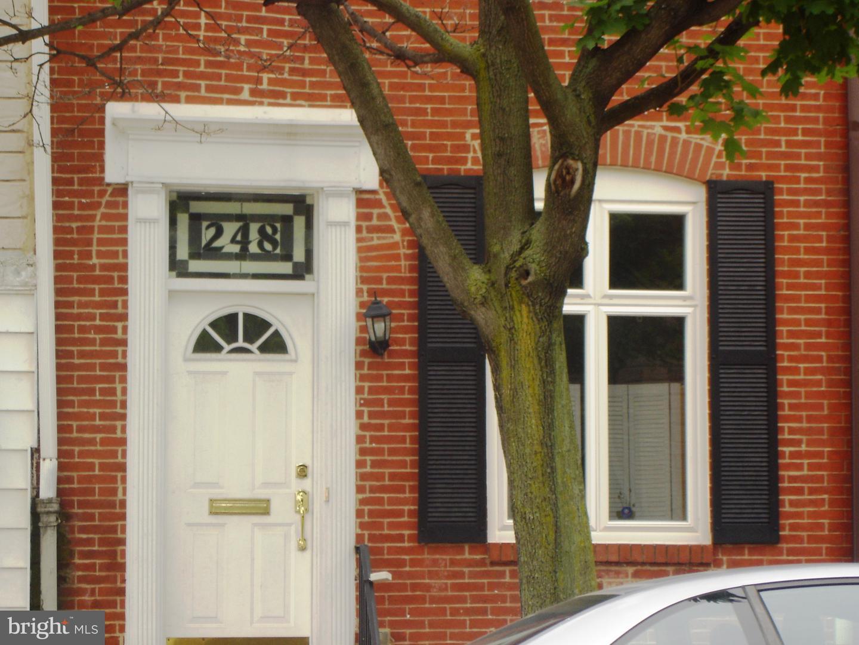 248 Washington Street   - Baltimore City, Maryland 21231