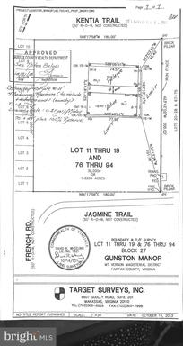 11372 Jasmine Trail Lorton VA 22079