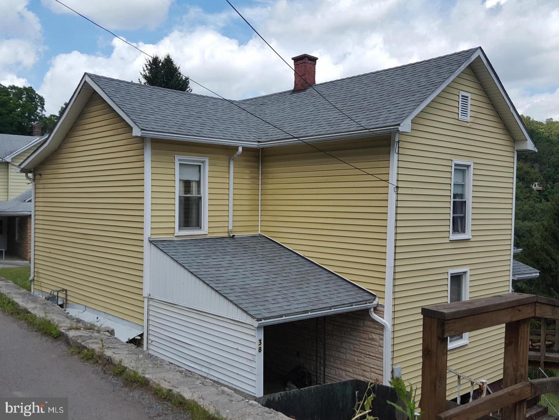 38 CHURCH STREET, LONACONING, MD 21539