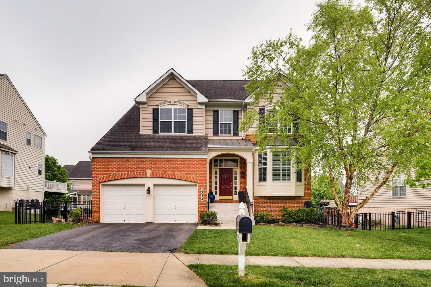 2034 WILLOWCREST CIRCLE, BALTIMORE, MD 21209