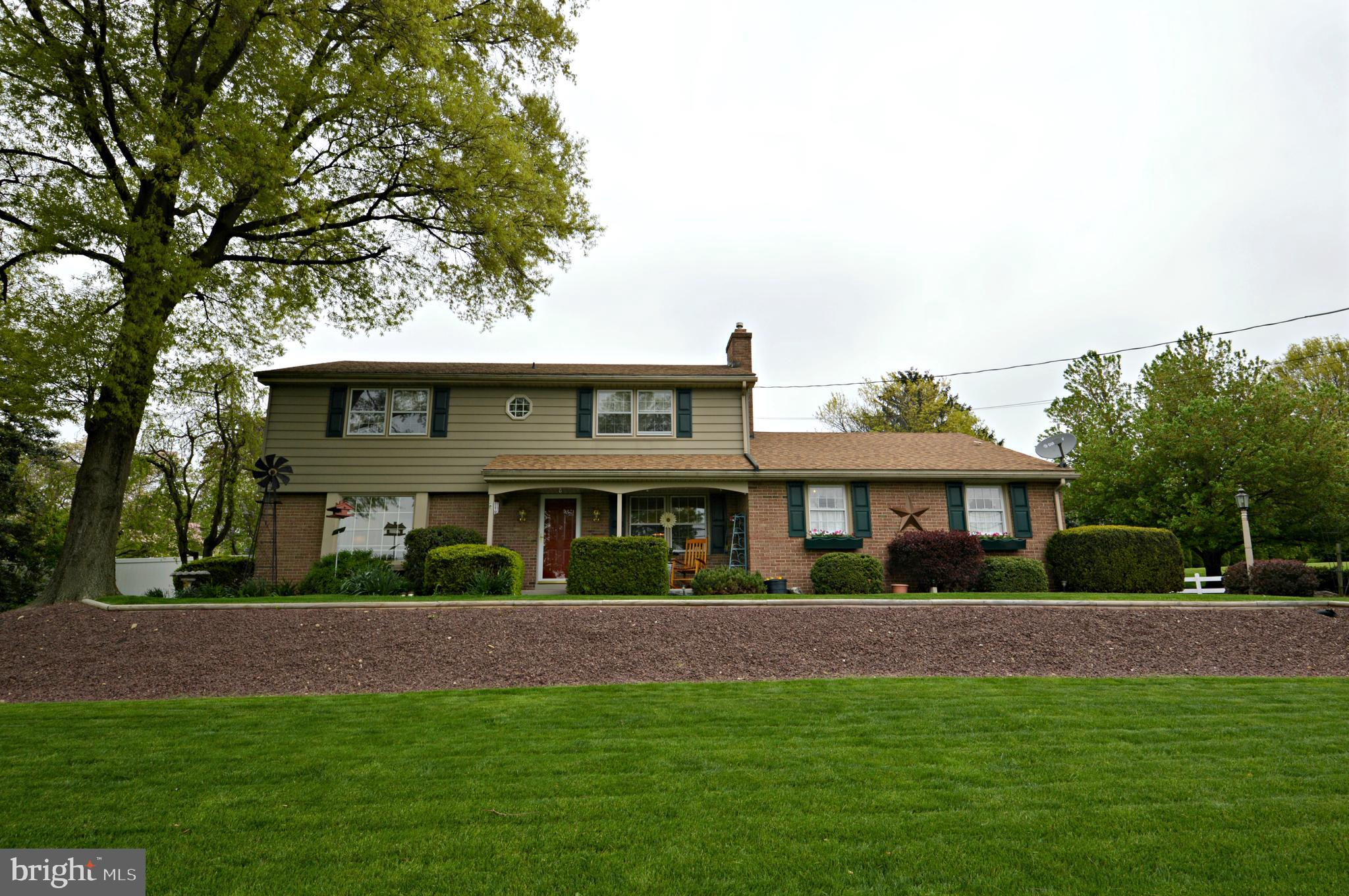 117 HILL ROAD, NEW HOLLAND, PA 17557