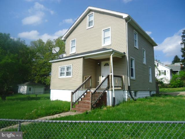 """Buyers and Investors wanted. Huge corner lot, fenced-in single family home with 2 car parking pad. Motivated seller - property being sold in """"as-is"""" condition."""