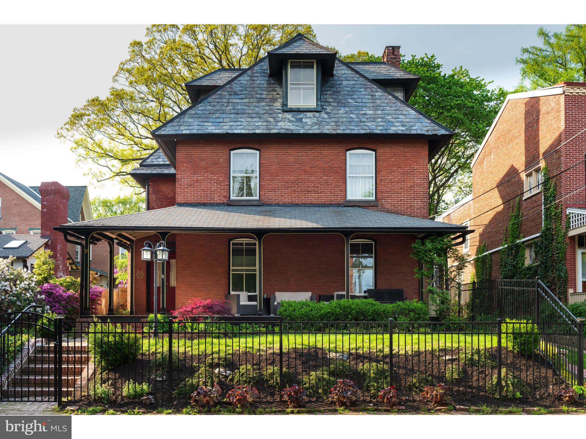 17 W BIDDLE STREET, WEST CHESTER, PA 19380