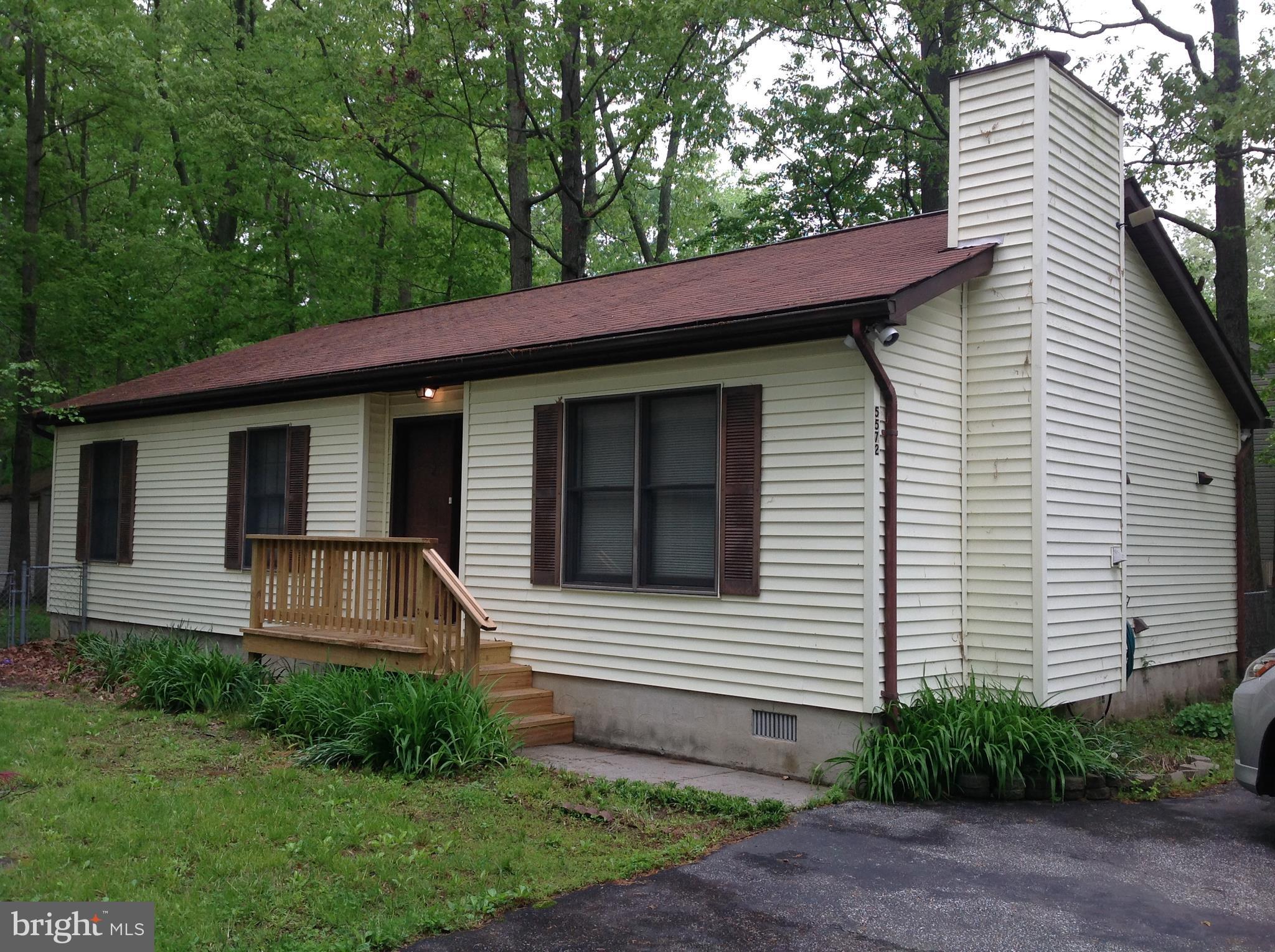 5572 CARVEL STREET, CHURCHTON, MD 20733