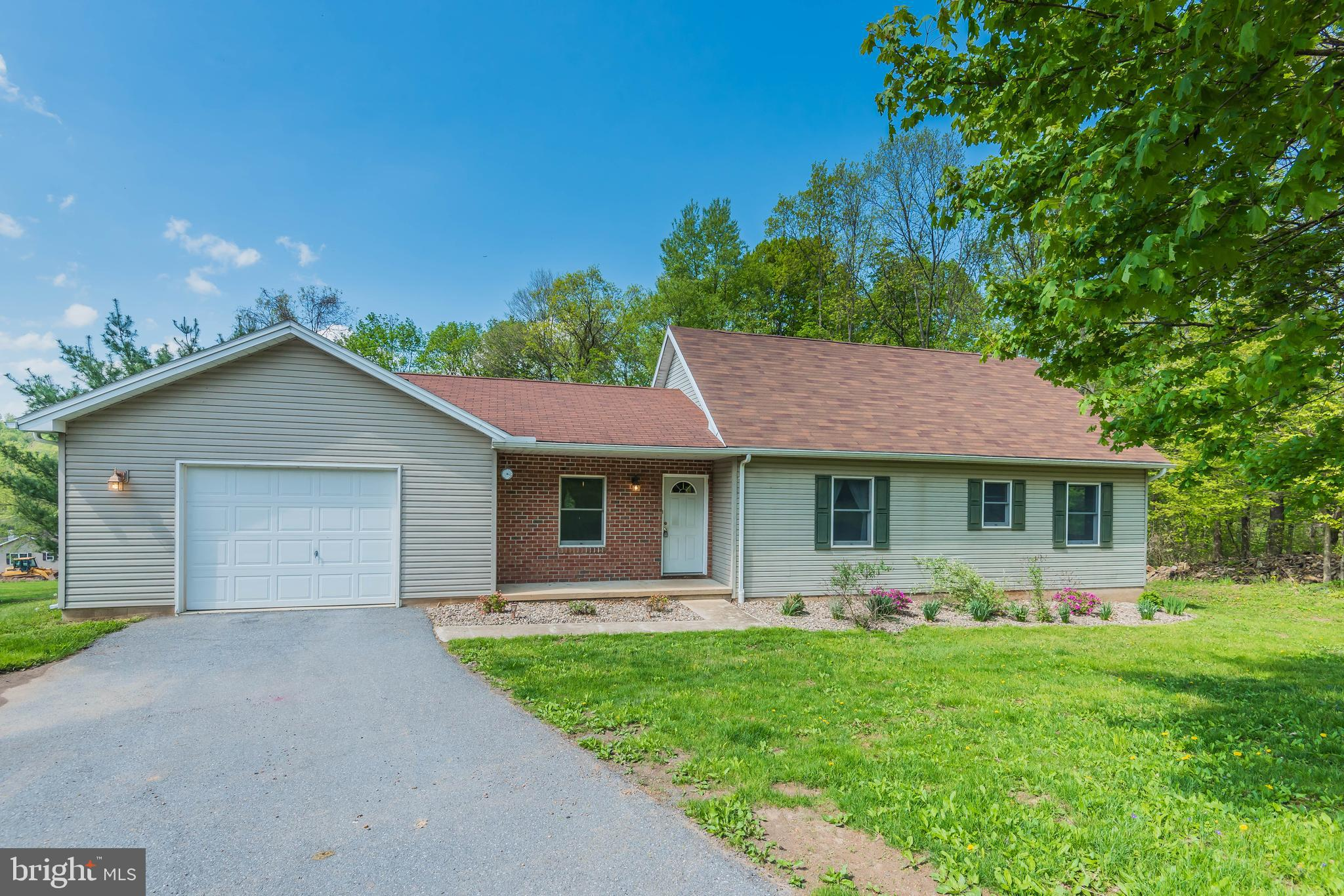 751 HIDDEN VALLEY ROAD, LOYSVILLE, PA 17047