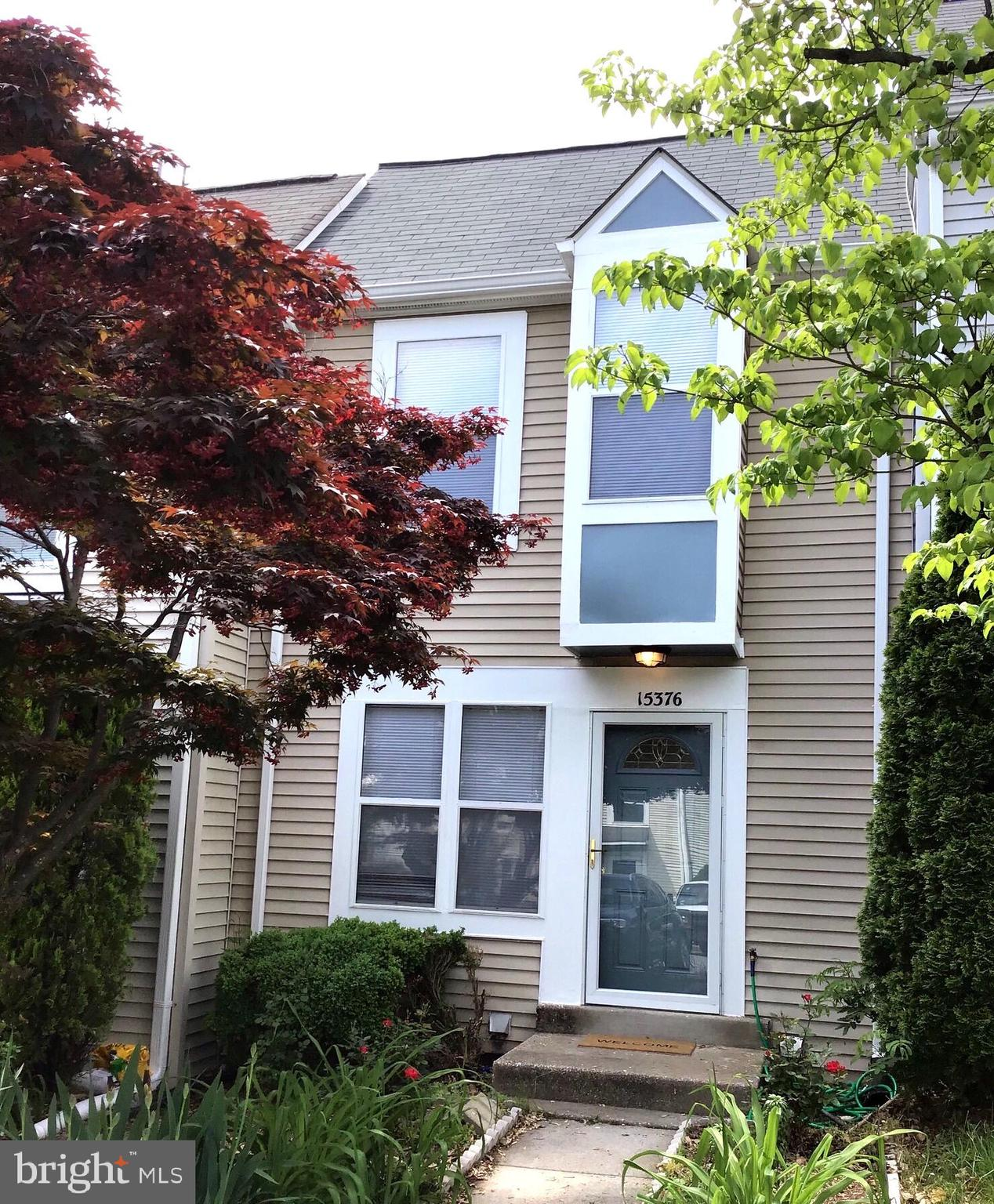 Well maintenance 2 bedroom and 2 full baths townhouse. Features include fresh paint inside and outside, new carpet, new kitchen appliances, laminate floor on the main level. new roof and gutters installed in  2018. Washer and dryer bought in 2018. Wonderful community with swimming pool and playground. Close to shopping center and restaurants.
