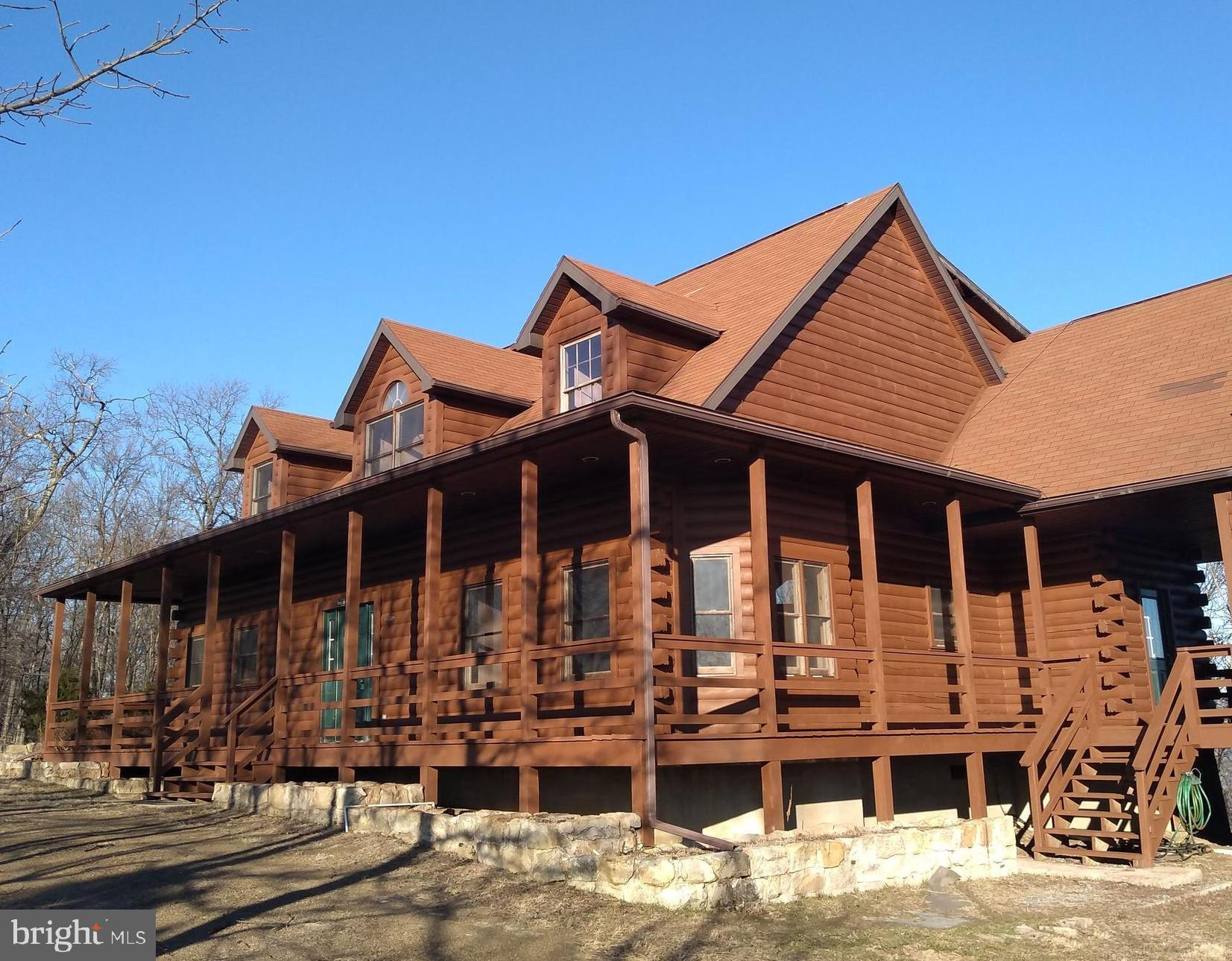 1292 PEAKS VIEW DRIVE, YELLOW SPRING, WV 26865