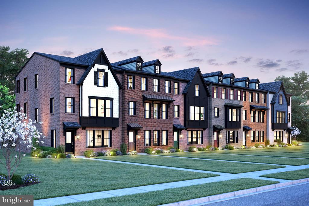 Rockland Village Green is an upscale, new townhome community with 3-4 bedrooms & elegant brick exteriors, located in Chantilly, VA. The neighborhood has a charming suburban appeal with urban location amenities, close to shopping, dining & major commute routes.