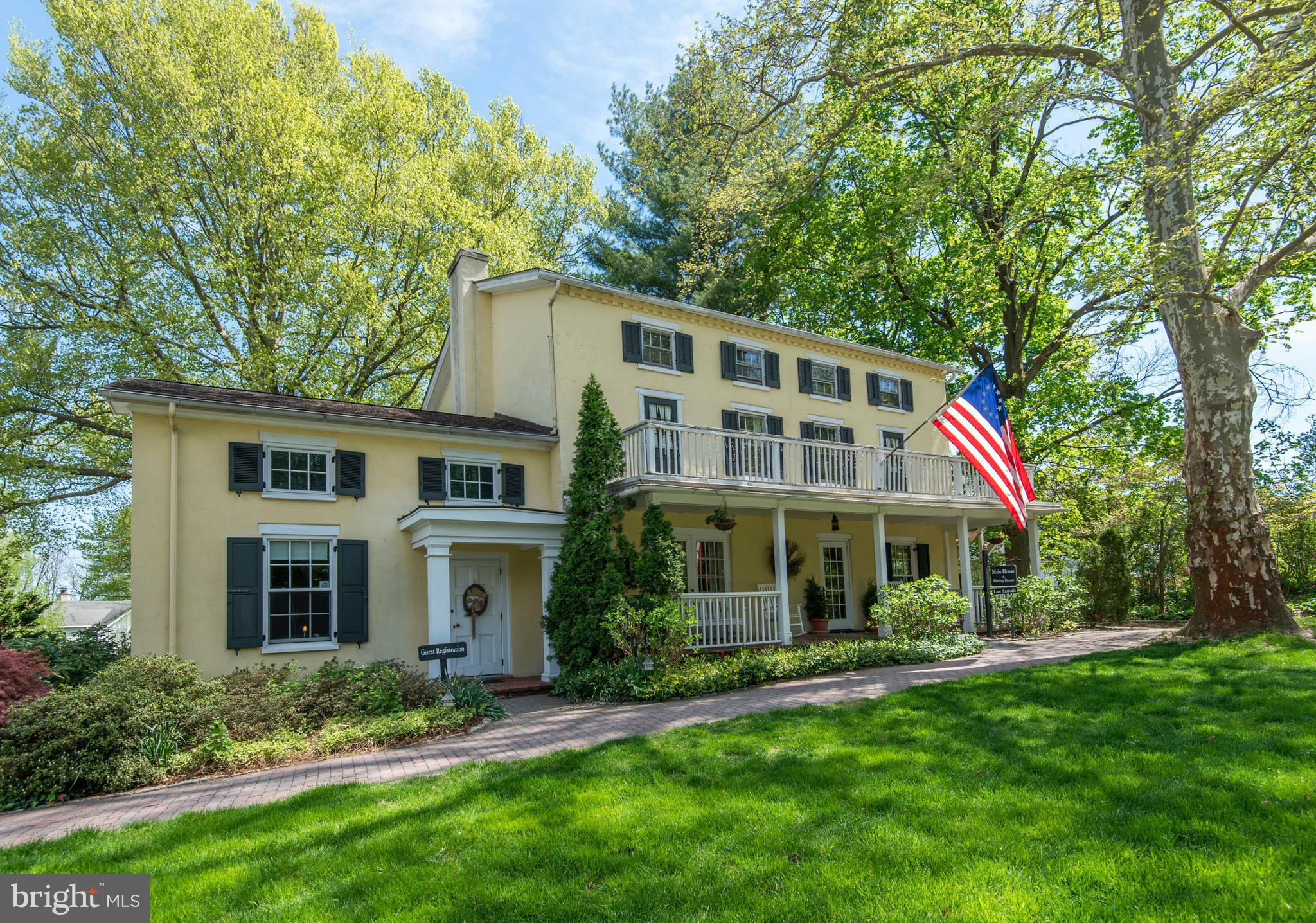 506 KENNETT PIKE, CHADDS FORD, PA 19317