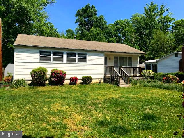 First time offered for sale. MId-Century Rambler, lovingly maintained by original owner.  Three Bedrooms, One Bath, Family Room off Updated Kitchen. Pull Down Steps to Floored Attic.  Wood Floors Beneath Carpet.  Driveway Parking. Deep Level Lot with mature but well maintained landscaping.  Towering Trees in the rear.  Large Storage Shed.  Estate Property; Offered AS IS. Room for Expansion