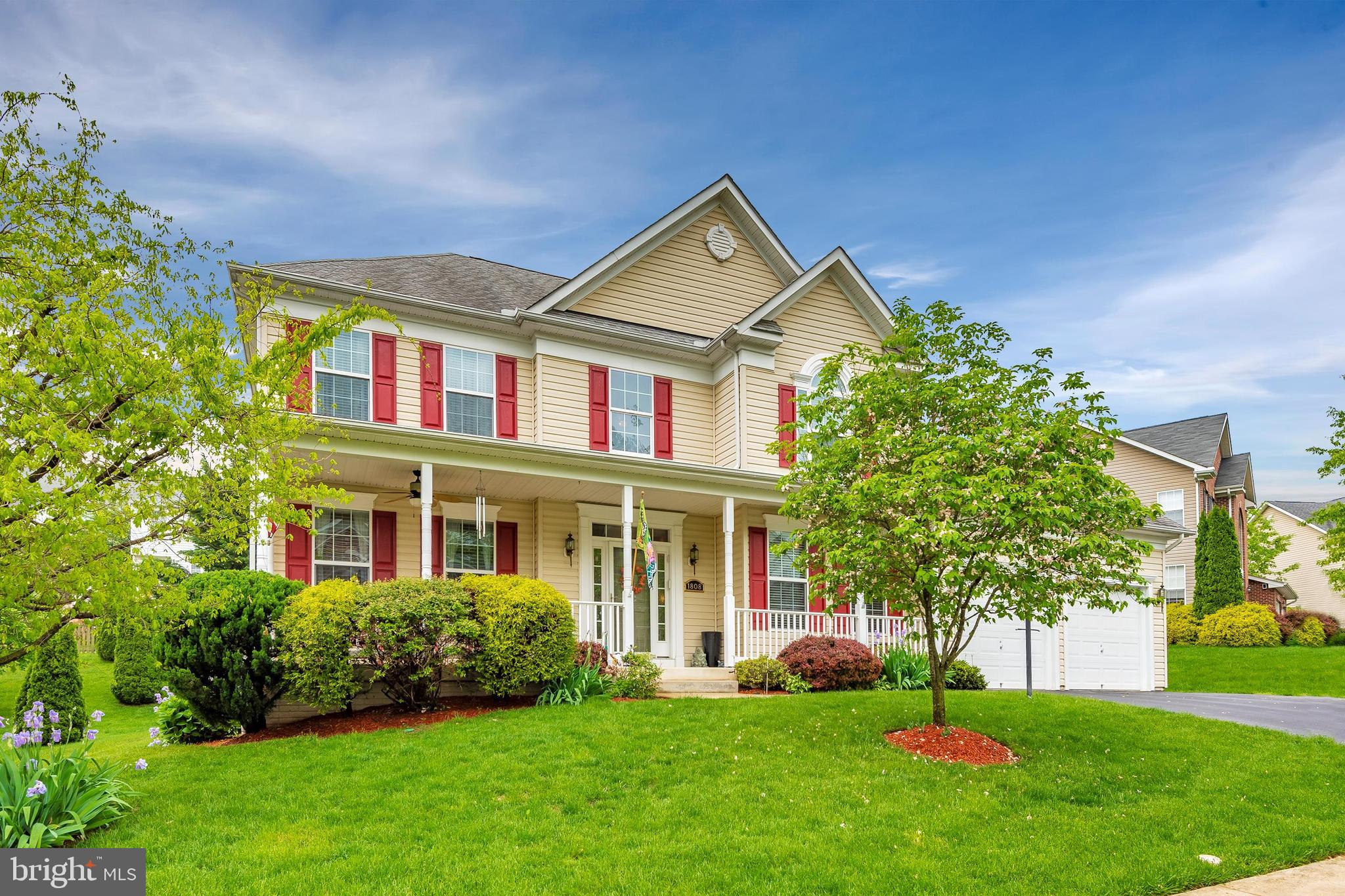 1808 GREYSENS FERRY COURT, POINT OF ROCKS, MD 21777