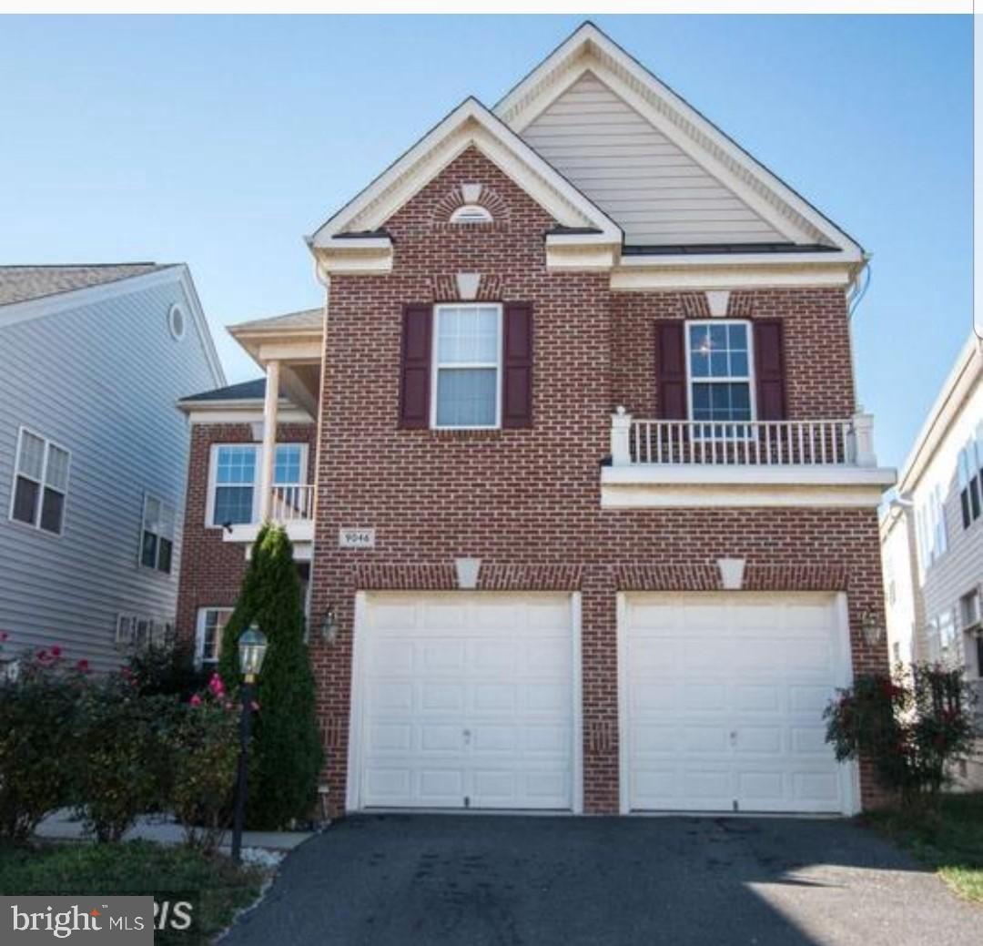Fully Furnished this a beautiful Detached home in Lorton shows well! Very unique curved architecture and layout. Main level has formal dining room, formal living room, 1/2 bath, family room and eat in kitchen with doors to deck with stairs down to yard. Curved stairs up to the upper level with master bedroom with master bath and 2 walk in closets, 1 bedroom with its own bath and 2 bedrooms that share a hall bath. Curved stairs down to basement that has rec room, 2 other rooms, a full bath with large double standing shower and walk out door to patio in yard.
