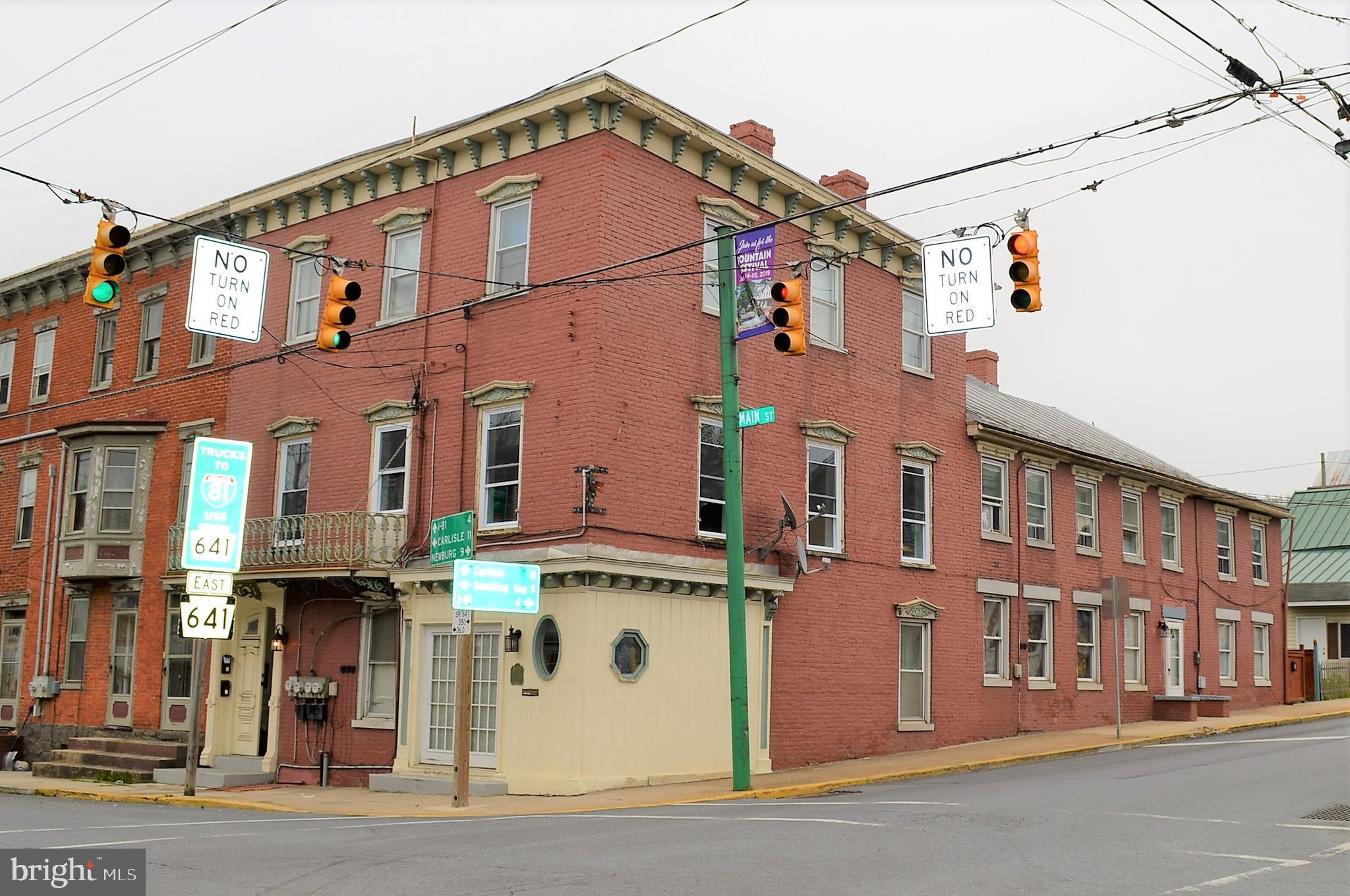2 E MAIN STREET, NEWVILLE, PA 17241