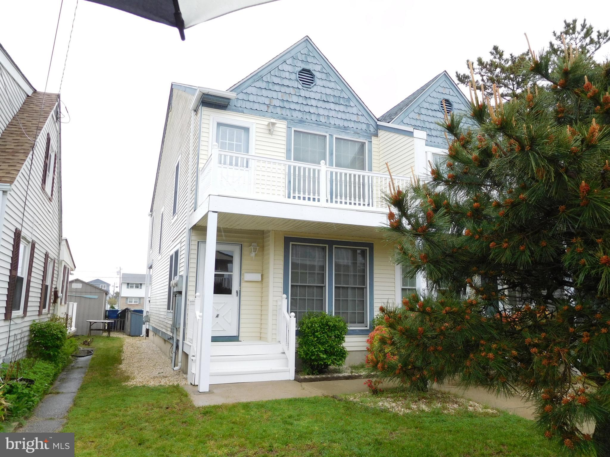 327 36TH ST S A, BRIGANTINE, NJ 08203
