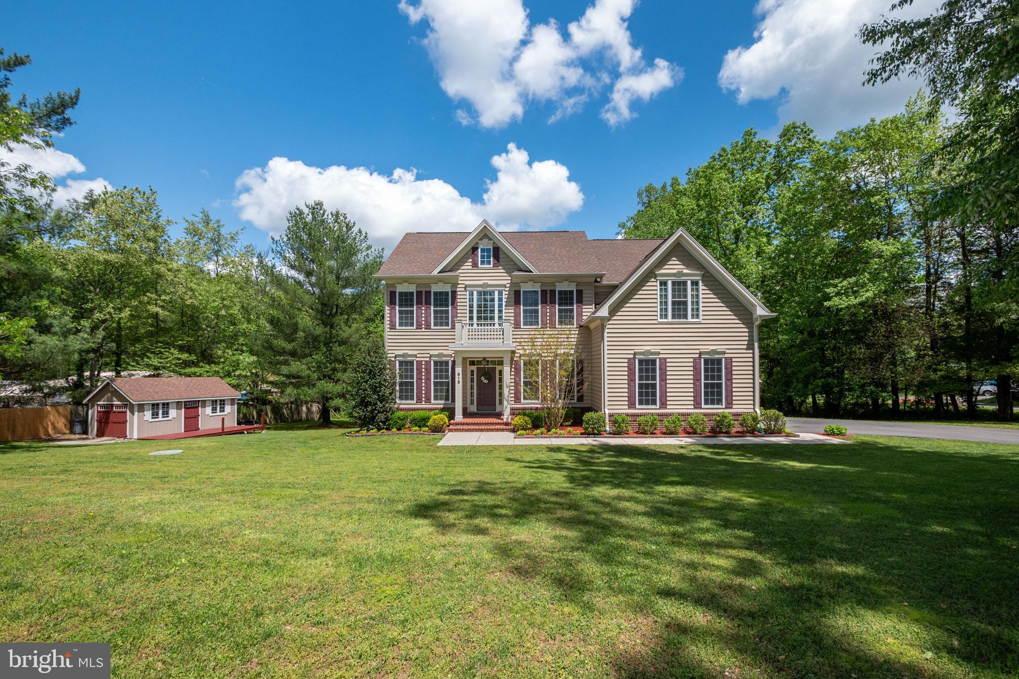 815 NORWOOD ROAD, SILVER SPRING, MD 20905