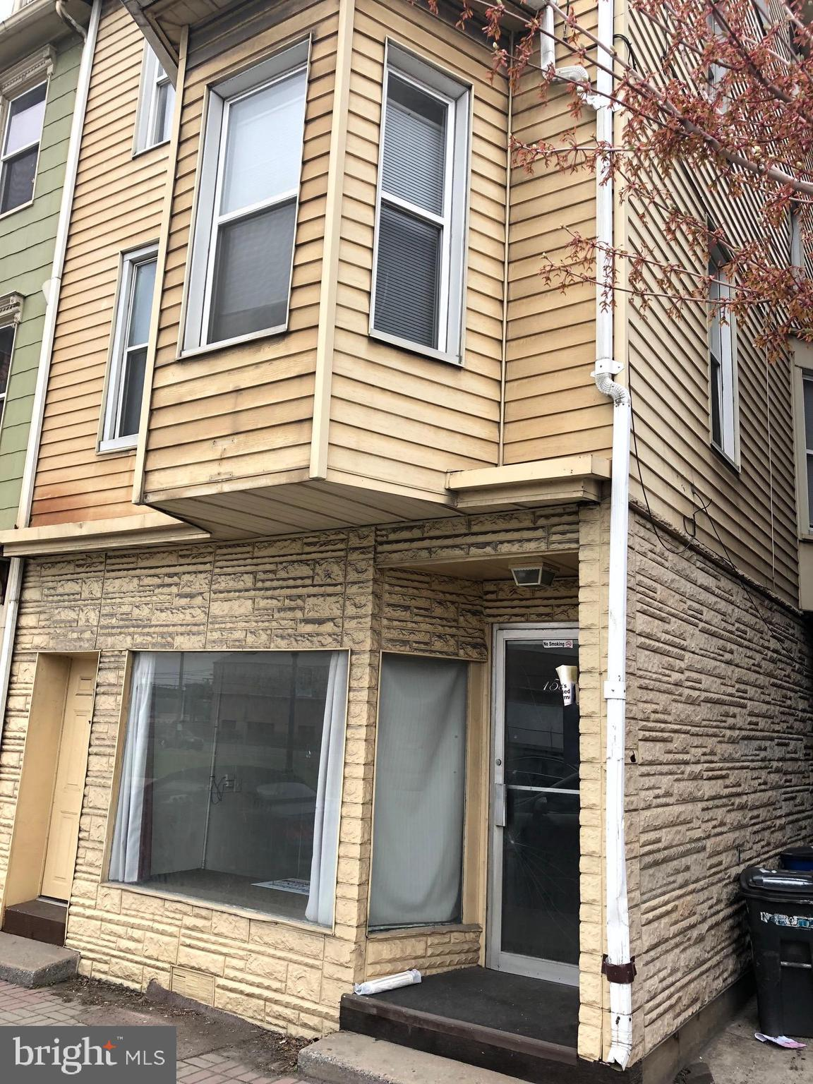 Cash flowing apartment in Steelton. The retail unit can be rent as a store front or converted to a third apartment, The third and fourth floor apartment kitchen and bath were just updated.