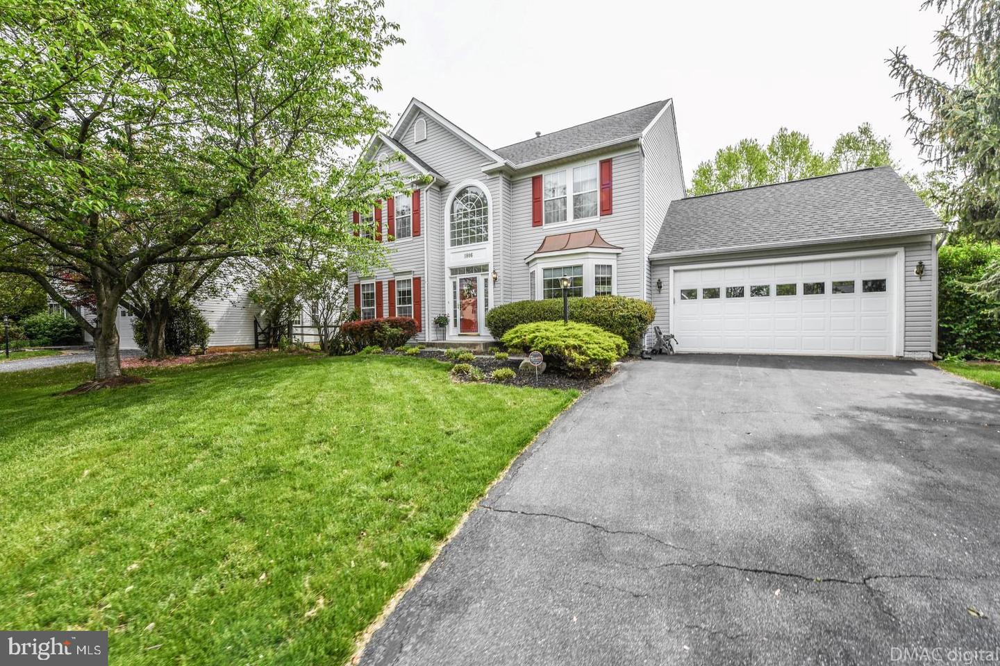 1806 Cyril Ct Frederick MD 21701