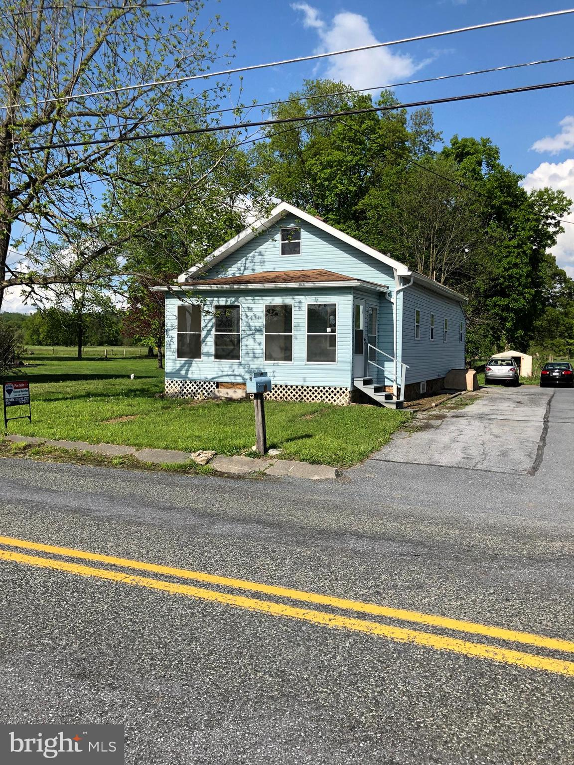 1255 OYSTERDALE ROAD, OLEY, PA 19547